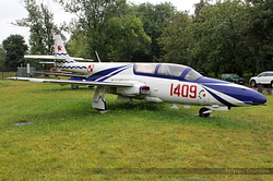 PZL-Mielec TS-11-bis DF Iskra Polish Air Force 1409