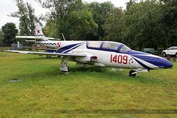 PZL-Mielec TS-11-bis DF Iskra Polish Air Force 1409