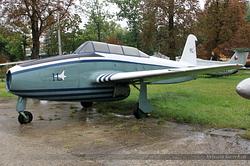 Yakovlev Yak-17UTI SP-GLM