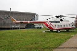 Mil Mi-8S Polish Air Force 620