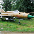 Mikoyan-Gurevich MiG-21MF Polish Air Force 9107