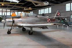 PZL TS-8 Bies Polish Air Force 0309