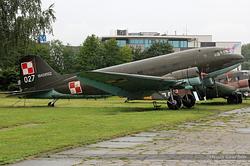 Lisunov Li-2T Polish Air Force 027