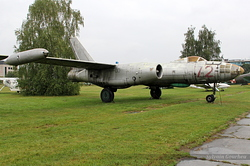 Ilyushin Il-28R Polish Air Force 72