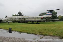 Tupolev Tu-134A LOT Polish Airlines SP-LHB
