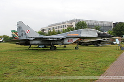 Mikoyan-Gurevich MiG-29UB Polish Air Force 4115