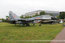 Mikoyan-Gurevich MiG-29UB Polish Air Force 4115