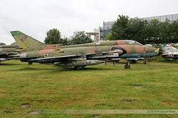 Sukhoi Su-22M4 Polish Air Force 3005