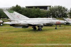 Mikoyan-Gurevich MiG-21 Polish Air Force 9204