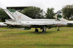 Mikoyan-Gurevich MiG-21M Polish Air Force 2003