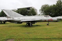Mikoyan-Gurevich MiG-21PFM Polish Air Force 4205