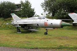 Mikoyan-Gurevich MiG-21PFM Polish Air Force 01