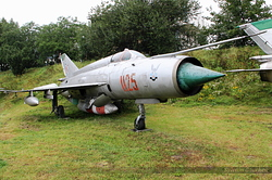 Mikoyan-Gurevich MiG-21R Polish Air Force 1125