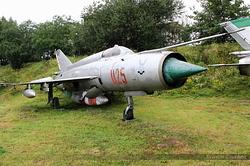 Mikoyan-Gurevich MiG-21R Polish Air Force 1125