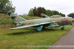 PZL-Mielec Lim-6MR Polish Air Force 618