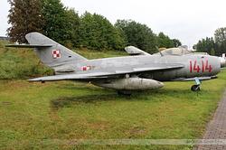 PZL-Mielec Lim-5R Polish Air Force 1414