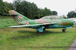 Mikoyan-Gurevich MiG-15 (Lim-2) Polish Air Force 2004