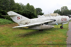Mikoyan-Gurevich MiG-15 (Lim-2M) Polish Air Force 018