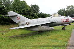 Mikoyan-Gurevich MiG-15 (Lim-2) Polish Air Force 1230
