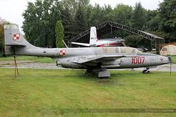 PZL-Mielec TS-11 Iskra Polish Air Force 1007