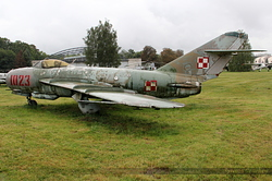PZL-Mielec Lim-5 Polish Air Force 1023