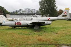 PZL-Mielec TS-11 Iskra Polish Air Force 1415