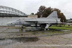 Saab AJSF 37 Viggen Swedish Air Force 37954