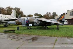 Hawker Siddeley Harrier GR.3 Royal Navy XW919