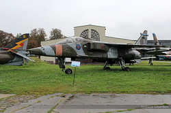 Sepecat Jaguar GR.1 Royal Air Force XX730