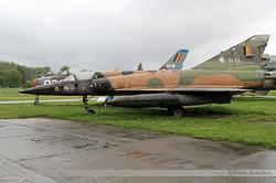 Dassault Mirage 5 A Belgian Air Force BA03