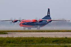 Antonov An-12BK Cavok Air UR-CEZ