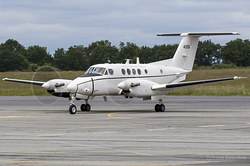 Beechcraft C-12F Huron United States Army 84-00156