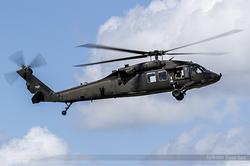 Sikorsky UH-60L Black Hawk United States Army 96-26707