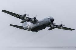 Lockheed C-130H Hercules Belgian Air Force CH-11