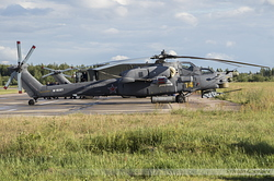 Mil Mi-28N Havoc Russian Air Force RF-95321 / 14 Yellow