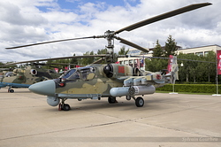 Kamov Ka-52 Alligator Russian Air Force RF-13425 / 86 Red