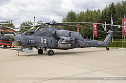 Mil Mi-28N Havoc Russian Air Force RF-95326 / 03 White