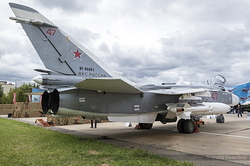 Sukhoi Su-24M Fencer Russian Air Force RF-95091 / 47 Red