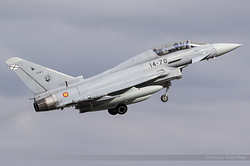 Eurofighter EF-2000(T) Typhoon Spanish Air Force CE.16-11 / 14-70