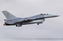 General Dynamics F-16AM Fighting Falcon Belgian Air Force FA-91