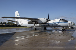 Antonov An-30B Russian Air Force RF-36052 / 87 Black