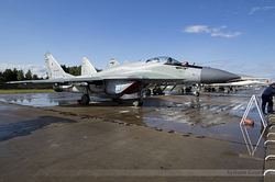 Mikoyan-Gurevich MiG-29SMT Fulcrum C Russian Air Force RF-90847 / 23 Blue