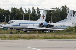 Tupolev Tu-134UB-L Russian Air Force 48 Blue
