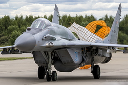 Mikoyan-Gurevich MiG-29SMT Fulcrum C Russian Air Force RF-92311 / 31 Blue
