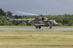 Mil Mi-8AMTSh Russian Air Force RF-90396 / 44 Red
