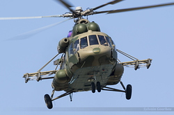 Mil Mi-8AMT Russian Air Force