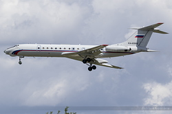 Tupolev Tu-134A-3 Russian Air Force RA-65992