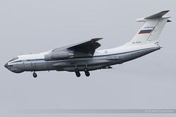 Ilyushin IL-76MD Russian Air Force RA-78764