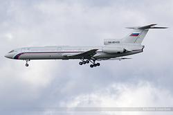 Tupolev Tu-154B-2 Russian Air Force TU-85426