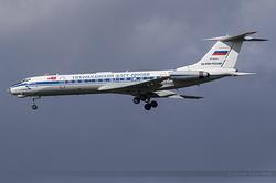Tupolev Tu-134AK Russian Navy RF-66001